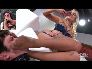 Alexis monroe - stinky stripper feet