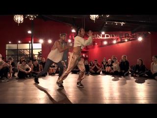 Zedd, alessia cara stay choreography by jojo gomez jake kodish filmed by @timmilgram