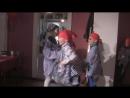 Танец пирата и пиратки