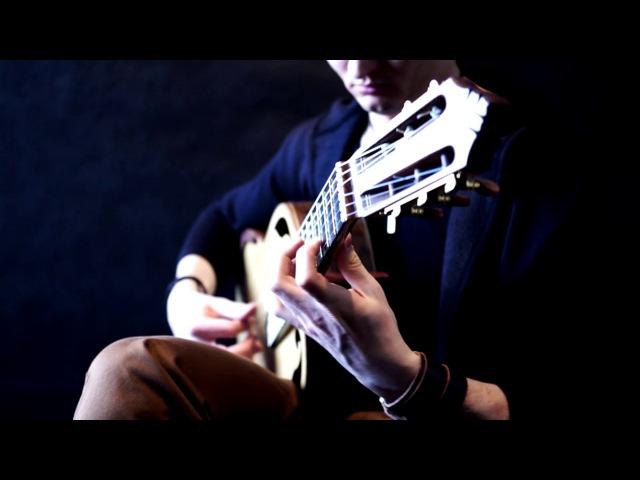 Lukasz Kapuscinski - A Celtic Lore (by Adrian von Ziegler) - Celtic Guitar Music
