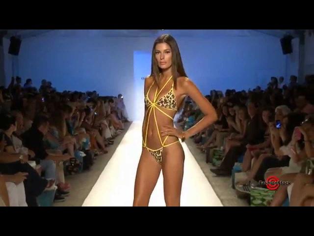 Cia Maritima Swimwear 2013 - Mercedes-Benz Fashion Week Runway Swimsuit Sexy Bikini Models EXCLUSIVE