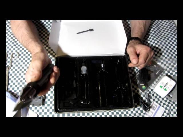 Триммер RIWA X9 полный обзор
