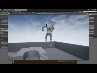 Unreal Engine 4 - Jumping and Double Jumping