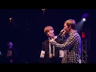 Hiss vs napom _ grand beatbox showcase battle 2017 _ final