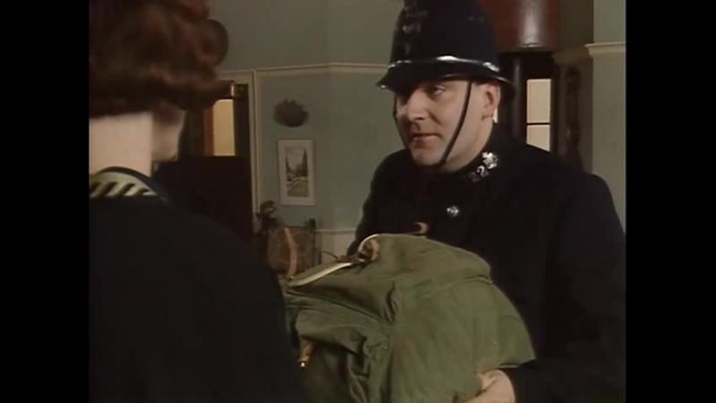 Лорд Питер Уимзи Найти мертвеца 1 серия Англия Детектив 1987