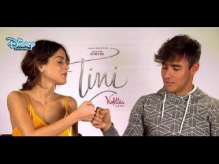 Violetta y Leon (Jorge y Tini) - Liebe ist stark   Любовь сильна