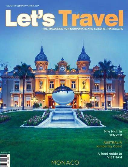 Lets Travel FebruaryMarch 2017