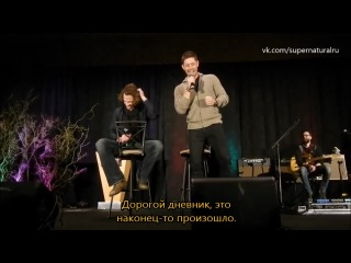 Любимые мультики и неожиданные ассоциации - Кон в Сиэтле 2017 (рус.суб.)