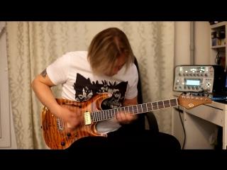 Sd guitars archtop custom axe