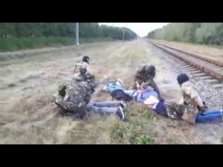 В Брестском районе пресечена очередная попытка нарушения госграницы гражданам ...