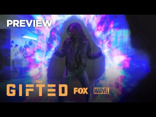 When You Find Yourself In A Different World | Season 1 | THE GIFTED