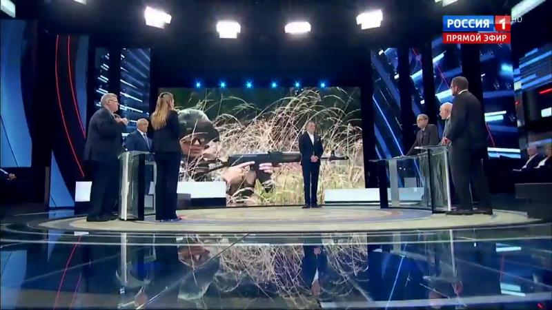 После визита Буркхальтера Путин забыл свои слова и обещания / Сулакшин, 60 минут