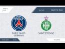AFL17 France Ligue 1 Day 19 PSG Saint Etiene