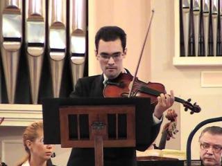 А.Вивальди - Концерт № 11 для двух скрипок и виолончели
