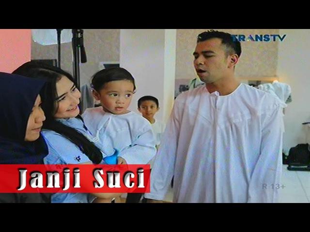 Janji Suci 4 Juni 2017 Raffi Dan Gigi - Baju Kembar Ransfathar