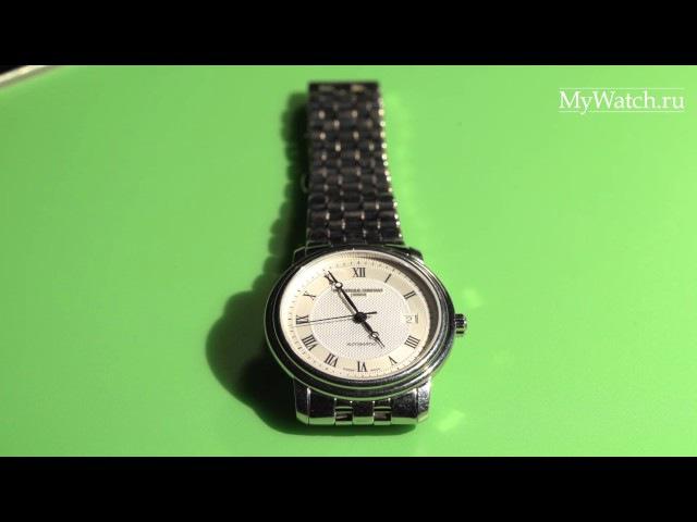 Водонепроницаемые часы: мифы и факты
