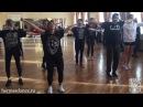 Open Classes Hermes dance school, group 1 choreography by Grisha Yudin