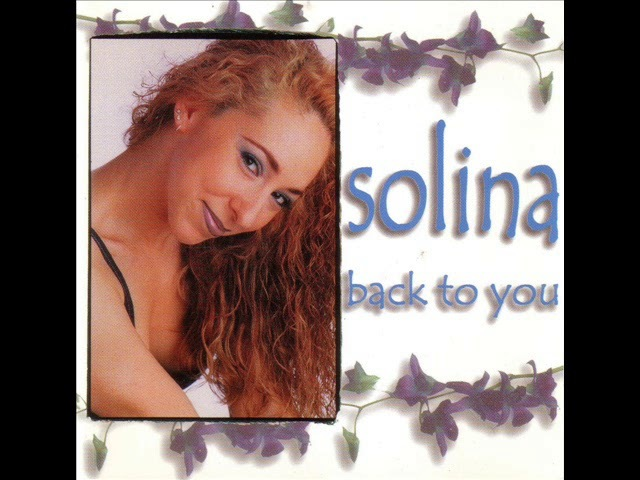 Solina Back To You Radio Dance Mix