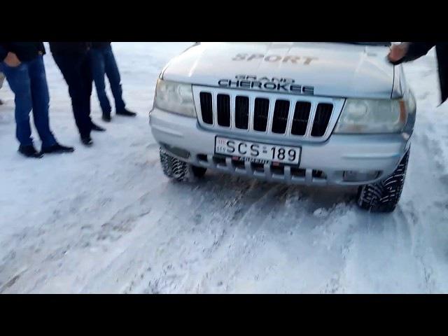 AKHALALAKI ORJA jeep grand cherokee vs volkswagen touareg vs hyundai tucson vs ford escort