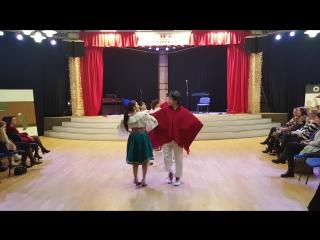 Peguche, danza de la sierra ecuatoriana - концерт латиноамериканского клуба-2017