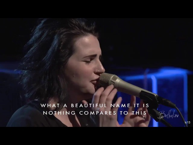 What A Beautiful Name Spontaneous Worship Amanda Cook and Jeremy Riddle