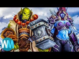 Top 10 Fan Favorite Warcraft Characters!