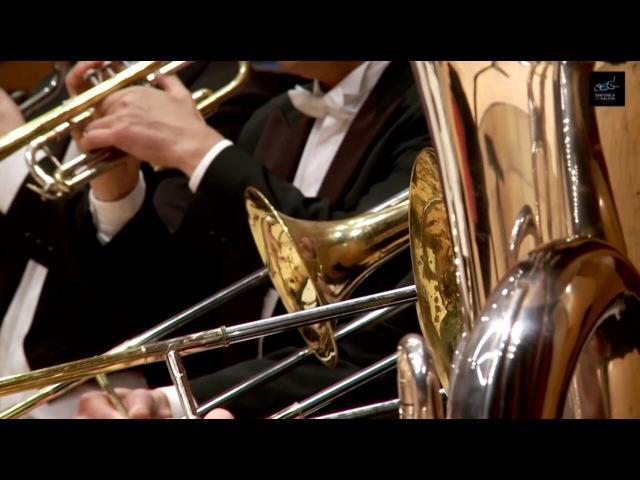Respighi Pines of Rome Slobodeniouk Sinfónica de Galicia OJSG