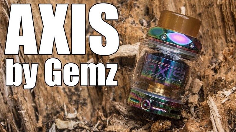 Gemz Axis RTA ▲▼ Позовите качество пожалста