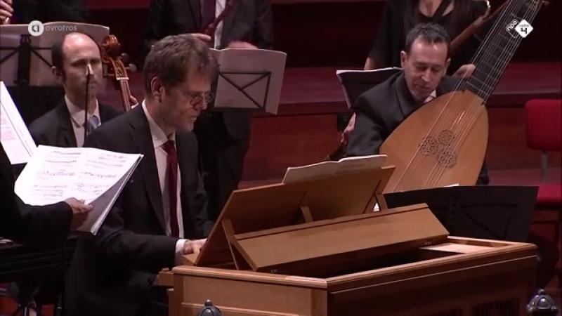 G F Händel Organ Concerto in G minor Op 4 no 3 HWV 291 Musica Amphion Pieter Jan Belder