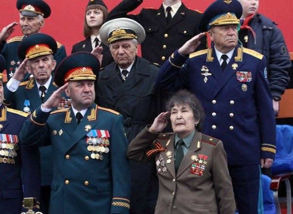 Ноу-хау последних лет, фальшивые ветераны., image #19