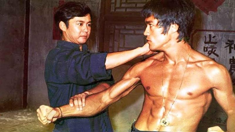 李小龍生平唯一一次實戰的記錄,1967年日本空手道冠軍接不住他出的拳!