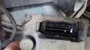 Mercedes vito w638 Почему горят мозги PMS бензин м111