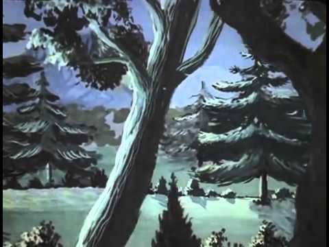 Отважные альпинисты 1950 мультфильм