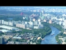 Москва-Сити. Башня Федерация. Виды Москвы с 95 этажа ( 720 X 1280 )