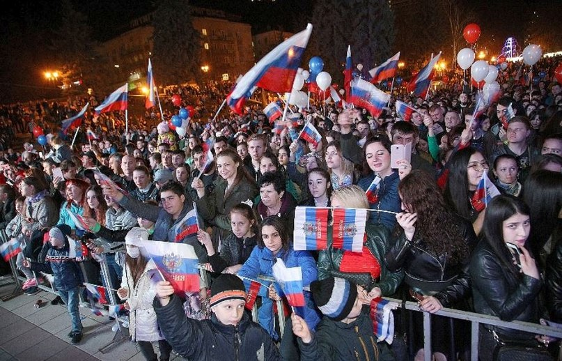 Крымские артисты выступили в Пятигорске, изображение №2