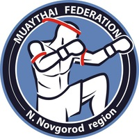 Логотип Нижегородская федерация тайского бокса
