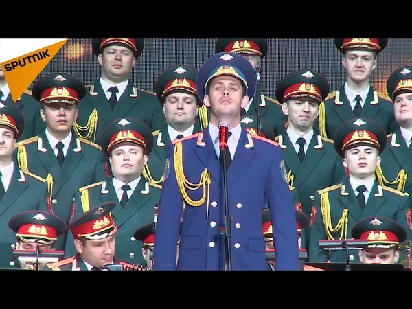 4 6 Koncert ansambla Aleksandrov ispred Hrama Svetog Save