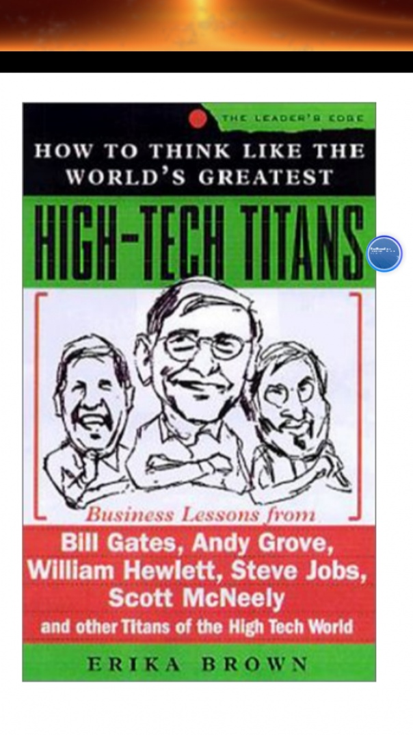 How to Think Like the Worlds Greatest High-tech Titans