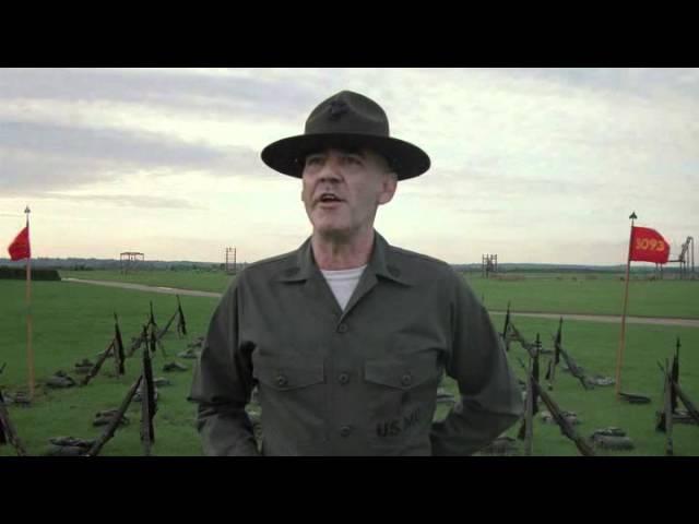 Серж Хартман кто такой морской пехотинец Цельнометаллическая оболочка реж Стэнли Кубрик