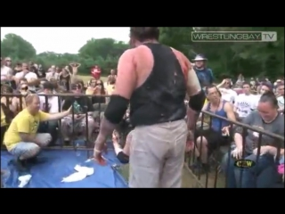 CZW TOD X Masashi Takeda vs MASADA