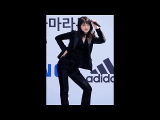 [Fancam] 170319 Hello Venus - I'm Ill (Yeoreum  Focus) @ Seoul International Marathon