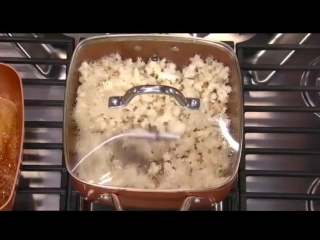 Уникальная сковорода PanPovar 8 в 1