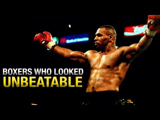 Boxers Who Looked Unbeatable Part 1