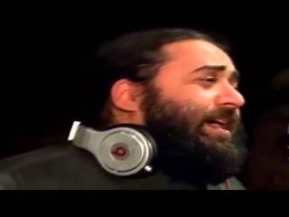 Отец Серафим чудом исполняется песнопение на арамейском языке  из  грузии смотр ...