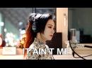 Kygo Selena Gomez - It Ain't Me ( cover by J.Fla )