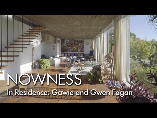 In Residence: Gawie and Gwen Fagan