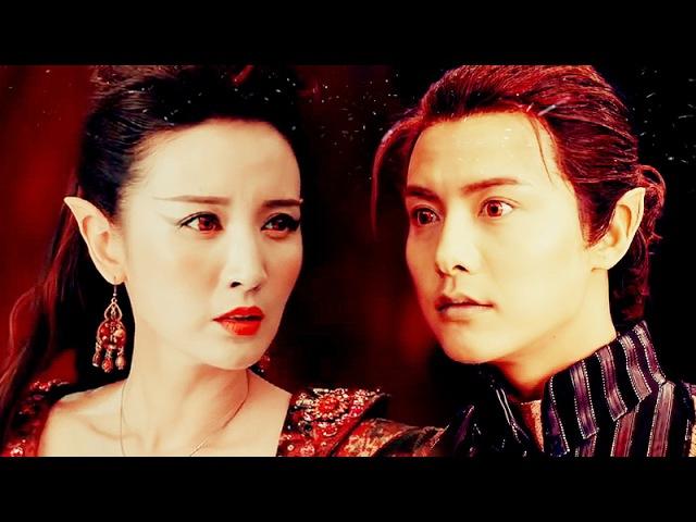 Ying Kong Shi Yan Da MV Ice Fantasy 幻城 Ma Tian Yu x Zhang Meng Million Reasons