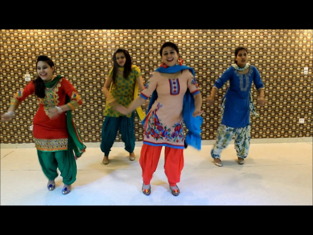 Paranda Kaur B JSL PUNJABI dance choreography by THE DANCE MAFIA