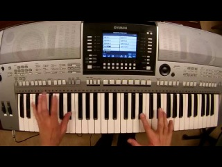 Martin Garrix - Poison - piano keyboard synth cover by LIVE DJ FLO