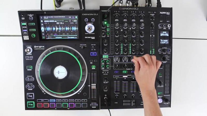 Equipment Denon DJ SC5000 X1800 Prime